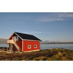 Larseng Kystferie Tromsø , Troms