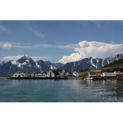 Havnnes Handelssted Lyngen , Troms