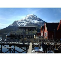 Foldvik Bryggeferie Sør-Troms , Troms